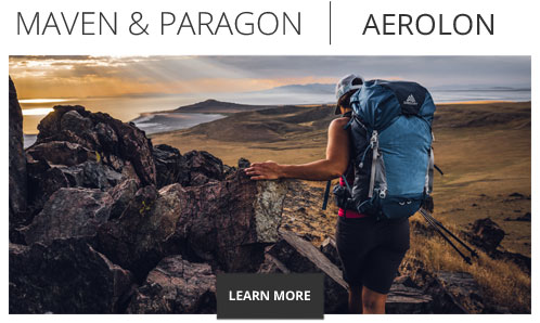 Gregory Packs Aerolon Technology - Shop Now.