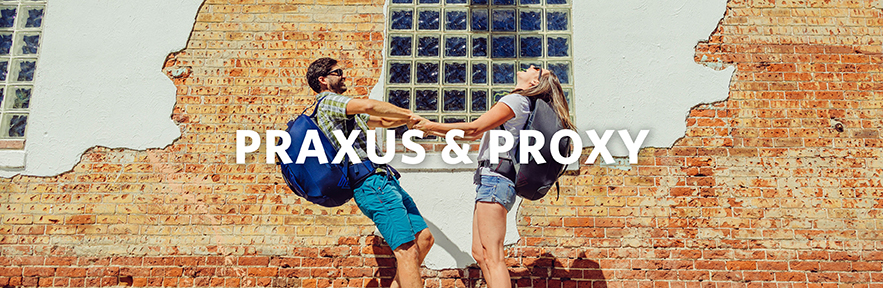 All New for 2018 - Praxus & Proxy Collection for Men and Women by Gregory Mountain Packs. Shop Now!